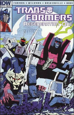 Transformers: Regeneration One 83-C by IDW