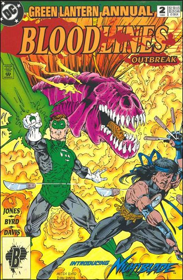Green Lantern Annual (1992) 2-A by DC
