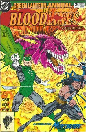 Green Lantern Annual (1992) 2-A