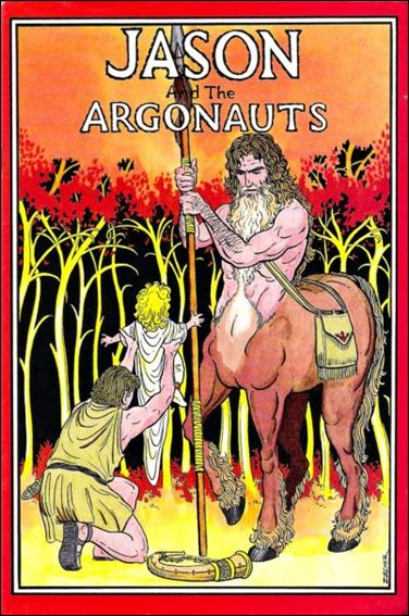Jason and the Argonauts (1990) 1-A by Tome