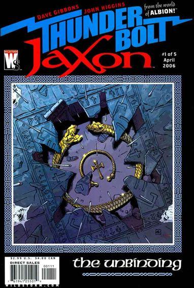 Thunderbolt Jaxon 1-A by WildStorm