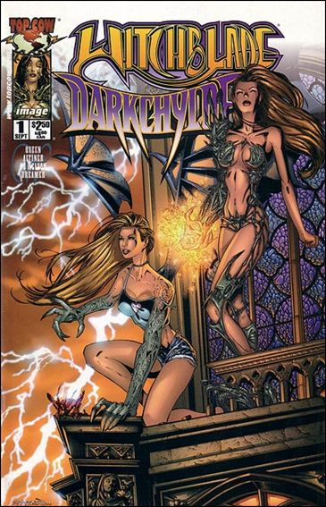 Witchblade/Darkchylde 1-A by Top Cow