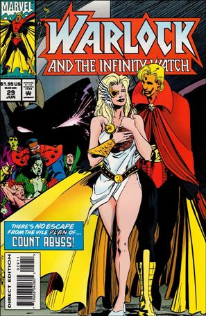 Warlock and the Infinity Watch 29-A