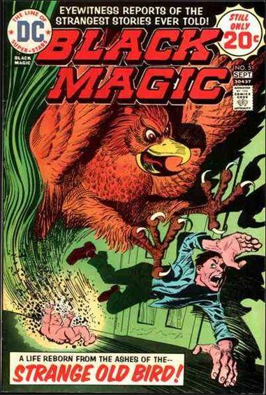 Black Magic (1973) 5-A by DC