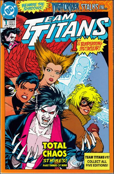 Team Titans 1-D by DC