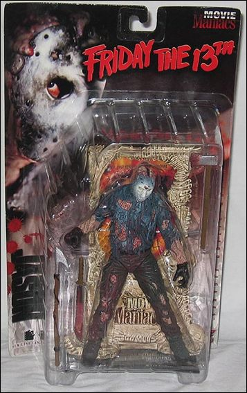 Movie Maniacs (Series 1) Jason (Friday The Thirteenth) by McFarlane Toys