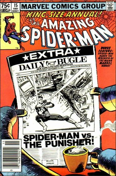 Amazing Spider-Man Annual (1964) 15-A by Marvel