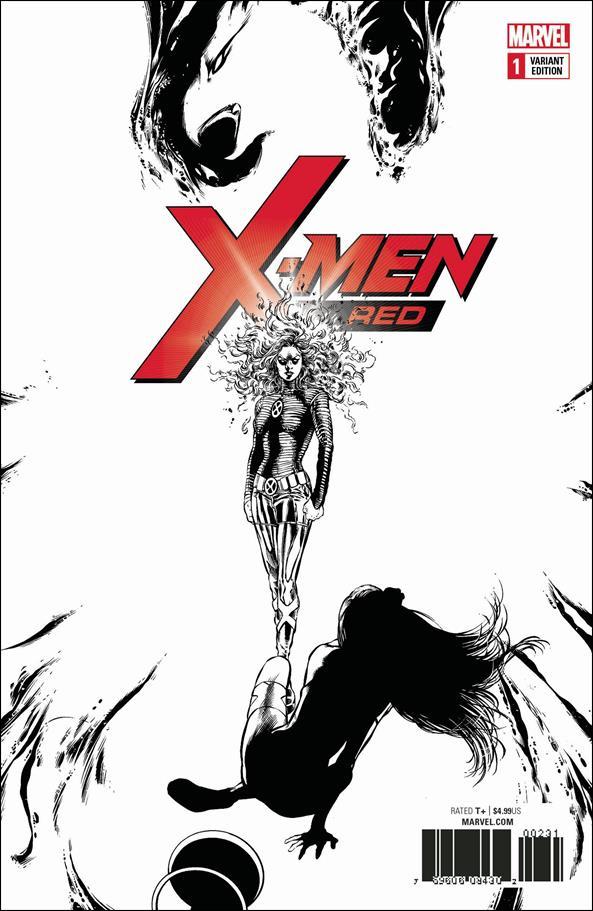 X-Men: Red 1-J by Marvel