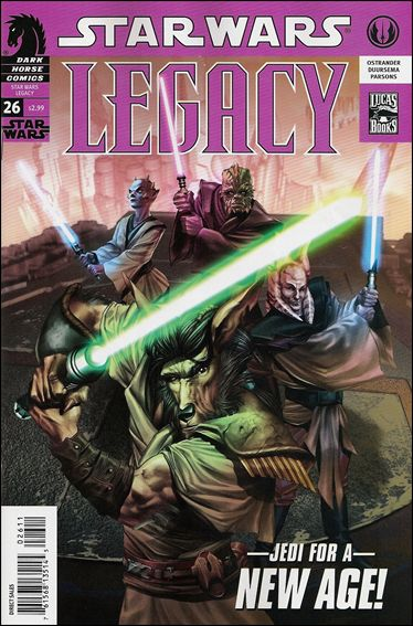 Star Wars: Legacy (2006) 26-A by Dark Horse