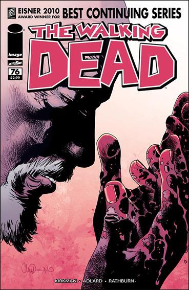 Walking Dead (2003) 76-A by Image