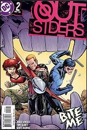 Outsiders (2003) 2-A by DC