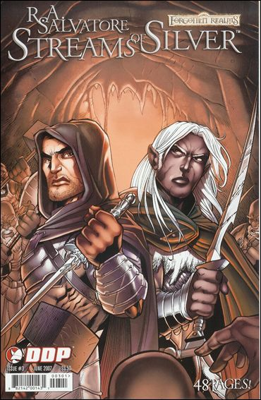 Forgotten Realms: Streams of Silver 3-A by Devil's Due