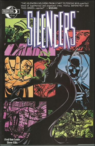 Silencers (2003) 3-A by Moonstone