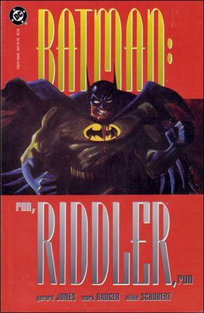 Batman: Run, Riddler, Run 3-A