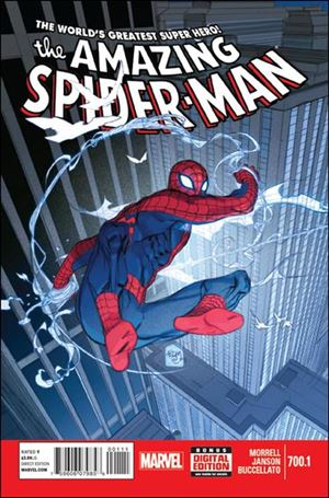 Amazing Spider-Man (1963) 700.1-A