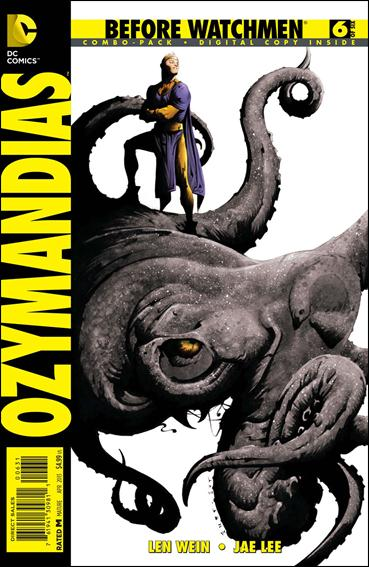 Before Watchmen: Ozymandias 6-B by DC