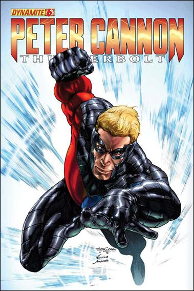 Peter Cannon: Thunderbolt 6-B by Dynamite Entertainment