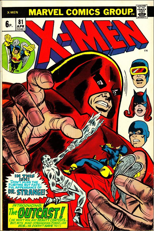 X-Men (1963) 81-B by Marvel