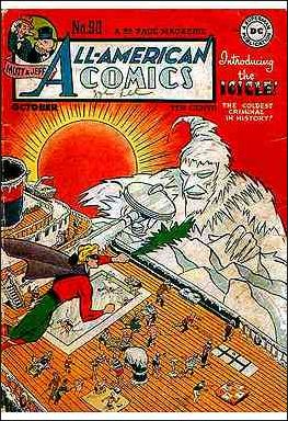 All-American Comics (1939) 90-A by DC