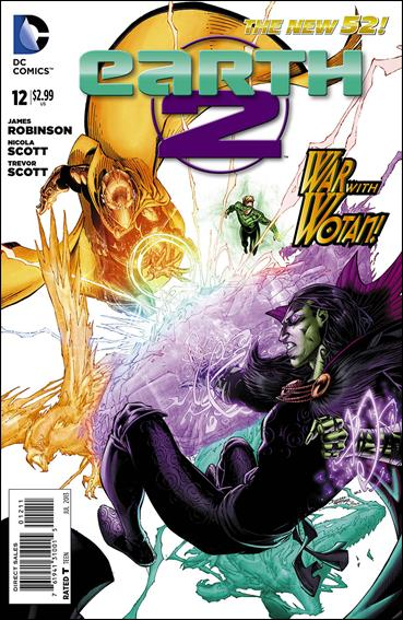Earth 2 12-A by DC