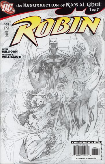 Robin (1993) 168-B by DC