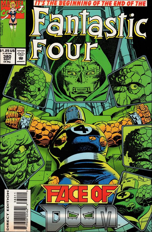 Fantastic Four (1961) 380-A by Marvel