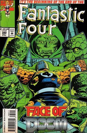 Fantastic Four (1961) 380-A