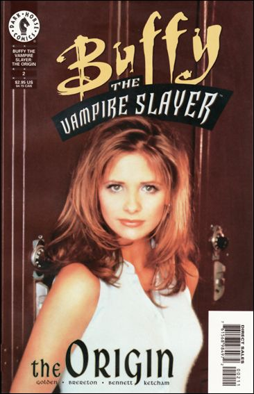 Buffy the Vampire Slayer: The Origin 2-B by Dark Horse