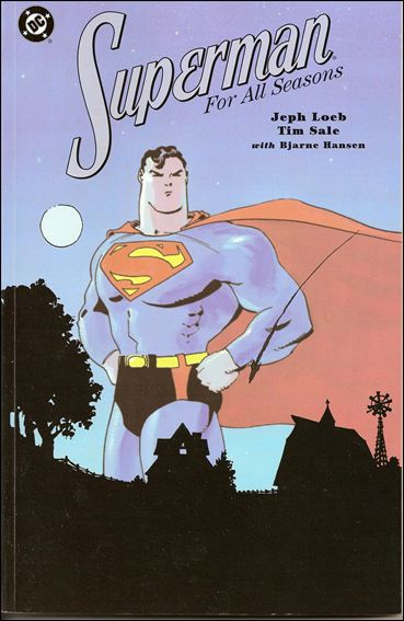 Superman for All Seasons 1-A by DC