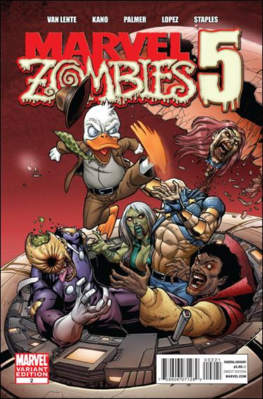 Marvel Zombies 5 2-B by Marvel