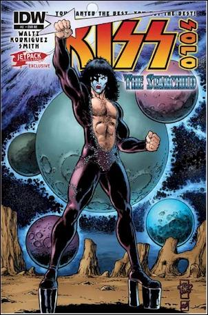 Kiss Solo 2-C by IDW