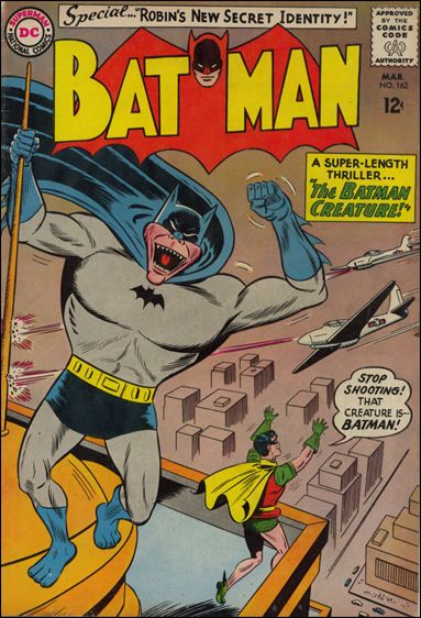 Batman (1940) 162-A by DC