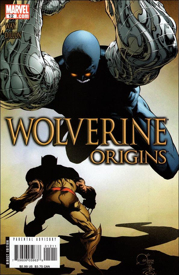 Wolverine: Origins 12-A by Marvel