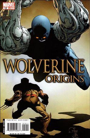 Wolverine: Origins 12-A