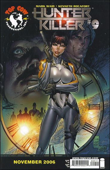 Hunter-Killer 9-A by Top Cow