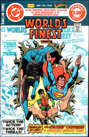 World's Finest Comics 271-A by DC