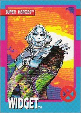 X-Men: Series 1 (Base Set) 37-A by Impel