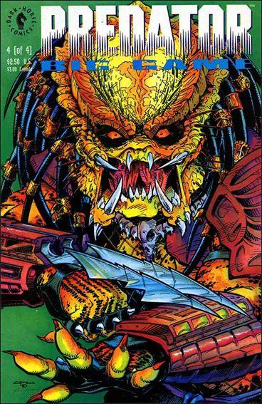 Predator: Big Game 4-A by Dark Horse
