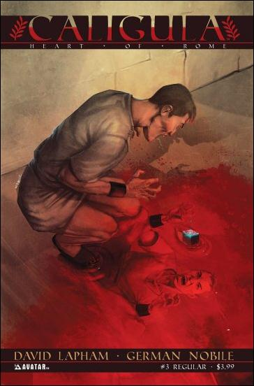 Caligula: Heart of Rome 3-A by Avatar Press