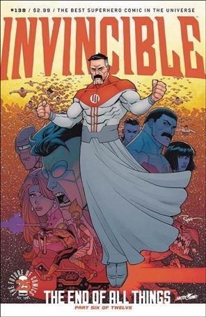 Invincible 138-A