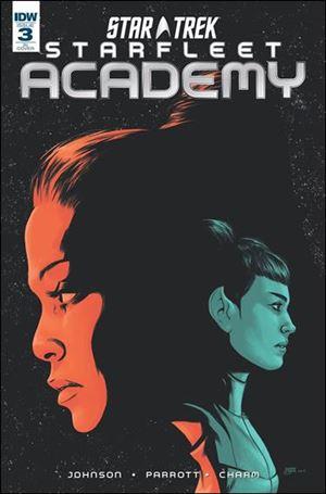 Star Trek: Starfleet Academy (2015) 3-C
