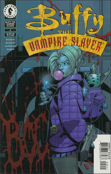 Buffy the Vampire Slayer 2-A by Dark Horse