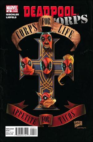 Deadpool Corps 4-A
