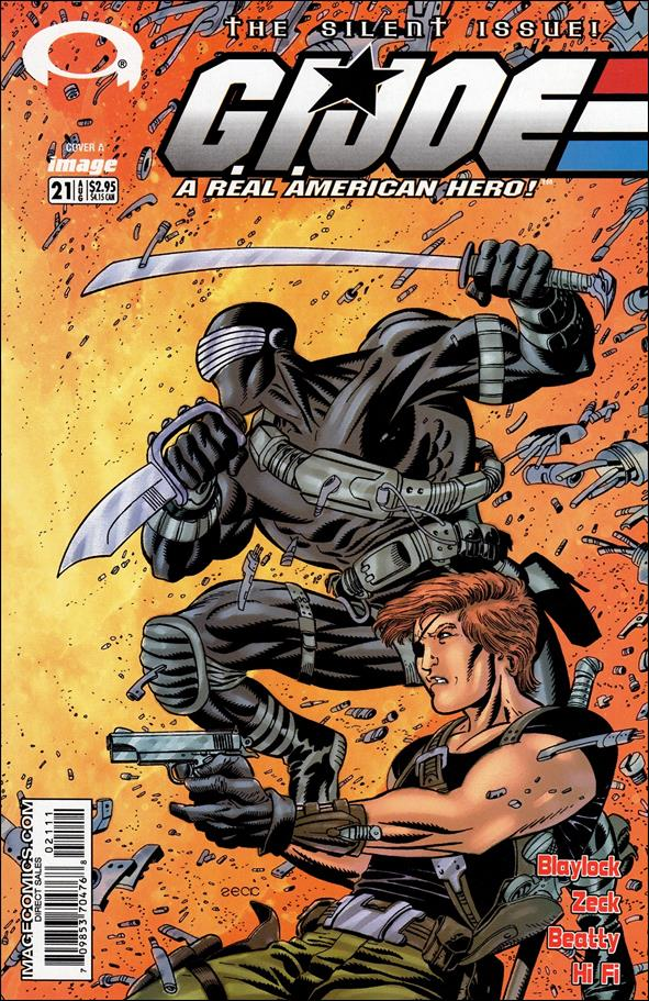 G.I. Joe (2001) 21-A by Devil's Due