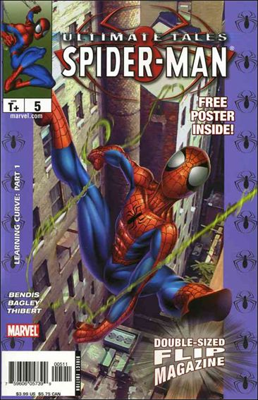 Ultimate Tales Flip Magazine 5-A by Marvel