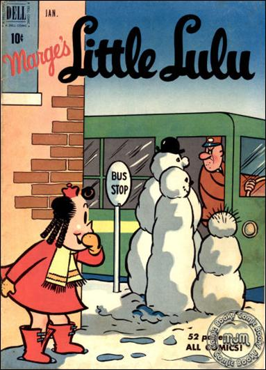 Marge's Little Lulu 31-A by Dell