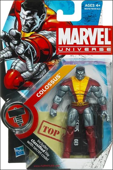 Marvel Universe (Series 2) Colossus by Hasbro