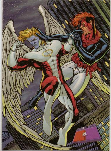 Marvel vs WildStorm (Base Set) 7-A by Fleer/SkyBox
