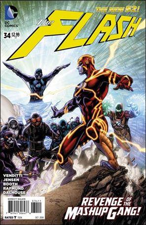 Flash (2011) 34-A