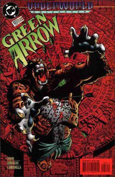 Green Arrow (1988) 103-A by DC
